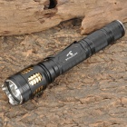 SKILHUNT Defier X1 580LM 1-Mode LED Flashlight w/ Holster (1 x 18650 / 4 x CR123A)