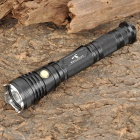 SKILHUNT Defier X2 580LM 4-Mode Memory LED Flashlight w/ Holster (1x18650 / 4xCR123A)