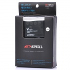 APEXI Vcapa Voltage Meter Capacitor / Electronic Voltage Stabilizer - Black (DC 12V / 80cm)