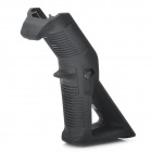 High Quality Plastic Angled Foregrip for M4 / M16 / 21mm Rail Gun - Black