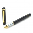 Capacitive Screen Stylus w/ Ballpoint Pen - Black