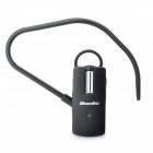 Bluedio T9 Bluetooth V2.0 Ear-Hook Headset - Black (3 Hours-Talking / 100 Hours-Standby)