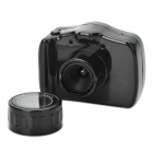 Mini HD 720P 2.0M Pixel Digital Camera Camcorder w/ TF Slot - Black