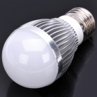 E27 3W 285LM 3200K 3-LED Warm White Light Bulb (AC 89-265V)