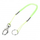 Retractable Stylish Avoid Dropping Strap for Cell Phone - Light Green (80cm)