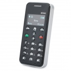 "Bluedio BD100 1.0"" OLED USB Bluetooth V2.1 Dialer Headset - Black (3.5mm-Jack)"