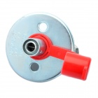 Battery Cut Off Switch for Car / Boat - Silver + Red