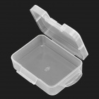 Translucent PP Tool Box Case (Small Size)