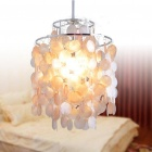 Modern Shell Pendant Lights (220-240V)