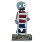 Plants vs Zombies Figure PVC Toy Doll - Ladder Zombie