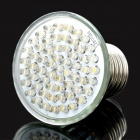 E27 3.6W 420LM 3500K Warm White 60-LED Spotlight (85~265V)