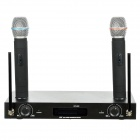 "Designer's 3.6"" LCD Wireless Microphone System"