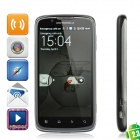 "Motorola ME865 Android 2.3 WCDMA Smart Phone w/ 4.3"" Capacitive, Single SIM, Wi-Fi and GPS - Black"