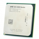 AMD A4-3400 Llano 2.7GHz Socket FM1 65W Dual-Core Desktop APU (CPU + GPU) with DirectX 11