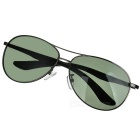 Polarized Blue Glare-Guard TAC Sunglasses with UV380 UV Protection (AB120)