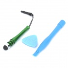Capacitive Screen Stylus + Pentagon Screwdriver + Opening Bar + Triangle Paddle Set for iPhone
