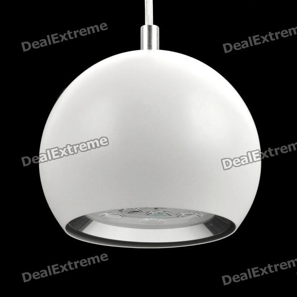 9W 6000~7500K 850-Lumen 9-LED White Light Ceiling Down Lamp (AC 85~265V)