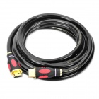 1080P 3D HDMI V1.4 Male to Male Connection Cable (3M-Cable Length)