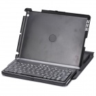 Wireless Bluetooth V2.0 Keyboard with Folding Case for Ipad - Black