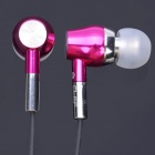 TDK S4 In-Ear Bass Earphone w/ Microphone - Rosy + Gray (3.5mm Jack / 1.2M)
