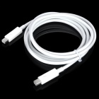Genuine Apple Thunderbolt Cable - White (2M-Length)