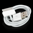 Genuine Apple New iPad USB Data / Charging Cable - White (90cm)