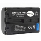 "Replacement NP-FM50/FM30 7.2V ""1500mAh"" Battery Pack for Sony DSC-F707 / 717 + More"