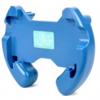 Plastic Steering Wheel Handle for Nintendo 3DS - Blue