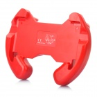 Gaming Wheel Hand Grip Holder for Nintendo 3DS - Red