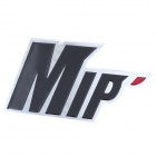 MIP Pattern Metal Car Decorative Sticker