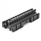 Tri-Rail Riser Gun Rail Mount with Hex Wrench for M4 / M16
