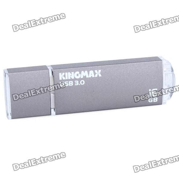 Kingmax USB 3.0 Flash Drive - Grey (16GB) от DX.com INT