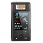 "5.0MP CMOS Digital Video Camera w/ 8X Digital Zoom / SD Slot / TV-Out - Black (2.4"" TFT LCD)"