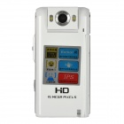 "5.0MP CMOS Digital Video Camera w/ 8X Digital Zoom / SD Slot / TV-Out - White (2.4"" TFT LCD)"