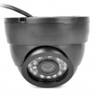 CMOS Surveillance Security Camera w/ 24-LED IR Night Vision (PAL / DC 12V)