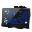 "7"" Resistive Touch Screen WinCE 6.0 SIRF IV GPS Navigator w/ Bluetooth / 4GB USA Map TF Card"