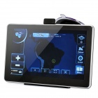 "7"" Resistive Touch Screen WinCE 6.0 SIRF IV GPS Navigator w/ Bluetooth / 4GB Brazil Map TF Card"