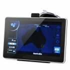 "7"" Resistive Touch Screen WinCE 6.0 SIRF IV GPS Navigator w/ Bluetooth / 4GB Australia Map TF Card"