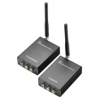 2W 2.4GHz Wireless Kit Transmissão de sinais