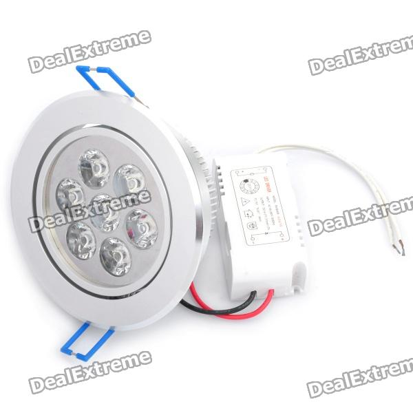 7W 6000~7000K 460~660-Lumen 7-LED White Light Ceiling Down Lamp w/ Driver (AC 220V) foton tractor parts the right mirror with bracket part number ta600 451 10