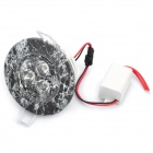 3W 6000~7000K 210~270-Lumen 3-LED White Light Ceiling Down Lamp w/ Driver (AC 220V)