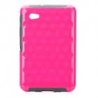 Protective PC Back Case for Samsung P6200 Galaxy Tab 7.0 Plus - Pink