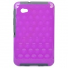 Protective PC Back Case for Samsung P6200 Galaxy Tab 7.0 Plus - Purple