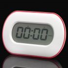 "3.0"" LCD Multi-Function Body Response Alarm Clock (3 x AAA)"