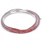 Car DIY Decoration Moulding Trim Strip - Silver (3M-Length)
