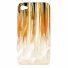 Protective Back Case for iPhone 4 / 4S - Golden