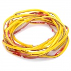 Car DIY Decoration Moulding Trim Strip - Yellow (3M-Length)