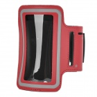 Sports Gym Arm Band Case for iPhone / iPod Touch - Red