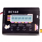 BC168 1-6S 8000mA 200W High Precision LCD Balance Charger