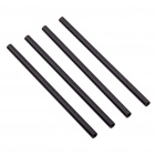 3K Twill Carbon Fiber Tube for Quad-copter (12 x 250mm / 4-Piece Pack)